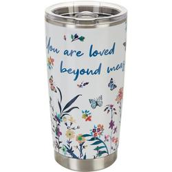 20 oz. Stainless Steel Loved Beyond Measure Tumbler