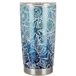 20 oz. Stainless Steel Shell Sketch Tumbler