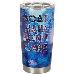 20 oz. Stainless Steel Boat Hair Tumbler