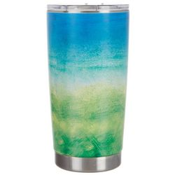 Meteor 20 oz. Stainless Steel Mens Golf Ombre Tumbler