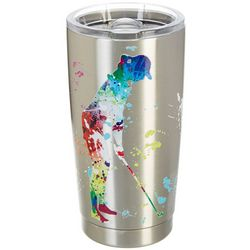 Meteor 20 oz. Stainless Steel Womens Golf Tumbler