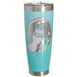 Chubby Mermaids 30 oz. Stainless Steel Save Mermaid