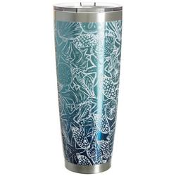 30 oz. Stainless Steel Shell Sketch Tumbler