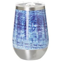 Reel Legends 12 oz. Stainless Steel Abstract Wine Tumbler