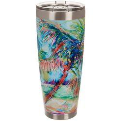 Leoma Lovegrove 30 oz. Stainless Steel Palms Away Tumbler