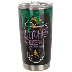 20 oz. Stainless Steel Witches Brew Tumbler