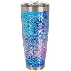 30 oz. Stainless Steel Galaxy Mandala Tumbler
