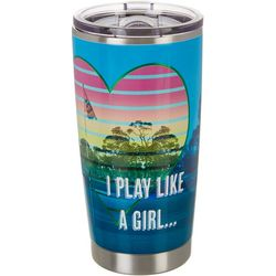 Nukuze 20 oz. Stainless Steel Keep Up Travel Tumbler