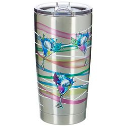 Nukuze 20 oz. Stainless Steel 19th Hole Travel Tumbler