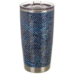 Nukuze 20 oz. Stainless Steel Knockout Travel Tumbler