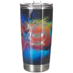 Nukuze 20 oz. Stainless Steel Watch Out Travel Tumbler