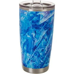 Nukuze 20 oz. Stainless Steel Painted Strokes Tumbler