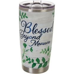 20 oz. Stainless Steel Blessed Tumbler
