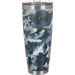 Nukuze 30 oz. Stainless Steel Camo Print Tumbler