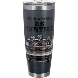 Nukuze 30 oz. Stainless Steel Rather Be Hunting Tumbler