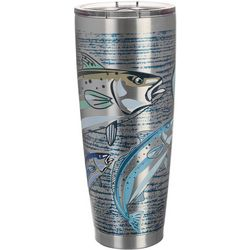 Nukuze 30 oz. Stainless Steel Plentiful Tumbler