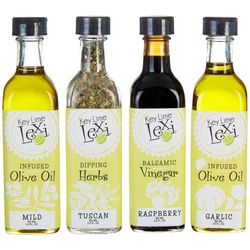 Key Lime Lexi 4-pc. Dipping Oil Gift Set
