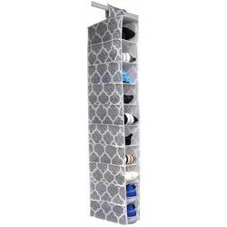 Home Basics Arabesque 10-Shelf Closet Organizer