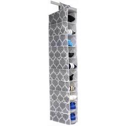 Arabesque 10-Shelf Closet Organizer