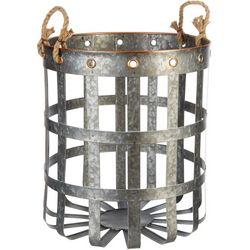 Elk Home Medium Iron Basket