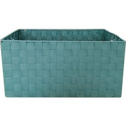 Woven Nylon Decorative Basket