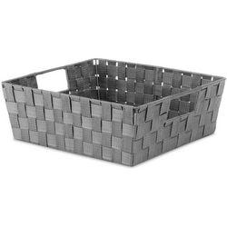 Whitmor Woven Strap Storage Shelf Tote