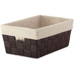 Whitmor Woven Small Shelf Tote