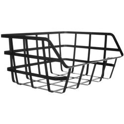 Wire Dip Front Shelf Tote