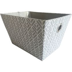 9'' Geometric Print Decorative Storage