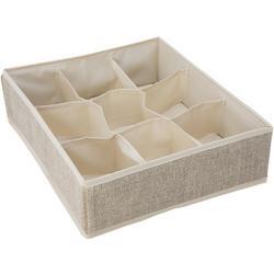 9 Compartment Drawer Organizer