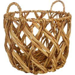 Three Hands Corp. Medium Diamond Decorative Basket