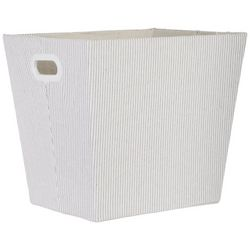 Azzure Jute Striped Storage Container