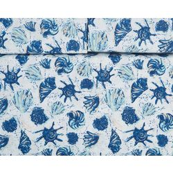 Beach Combers Microfiber Sheet Set