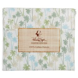 Panama Jack Palm Tree Cluster Sheet Set