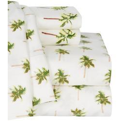 Paradise Palm Sheet Set