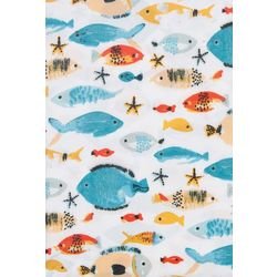 Coastal Home 2-pc. Wally Fish Pillow Case Set