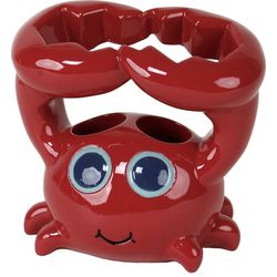 Saturday Knight Set Sail Crab Toothbrush Holder