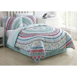 Little Wanderer Reversible Comforter Set