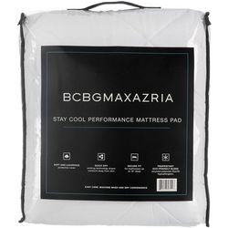 BCBGMAXAZRIA Stay Cool Performance Mattress Pad