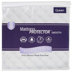 Protect-A-Bed Smooth Mattress Protector