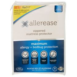 Allerease Maximum Allergy & Bedbug Mattress Protector