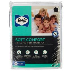 Soft Comfort Fitted Mattress Protector