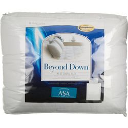 300 Thread Count Synthetic Down Mattress Pad