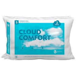 2-pk. Cloud Comfort Standard Bed Pillow