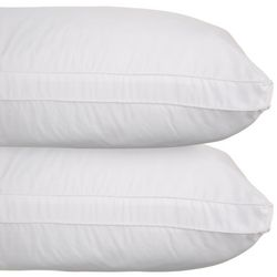 Allerease 2-pk. Ultra Soft King Pillow Set