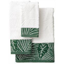 Destinations Indoor Garden Bath Towel Collection