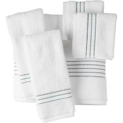 Pure Extravagance Dobby Stripe Towel Collection
