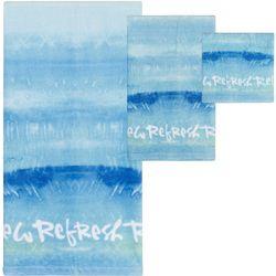 Creative Bath Splash Towel Collection