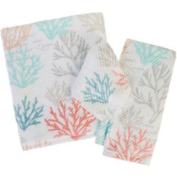 Coastal Home Coral Bay Bath Towel Collection