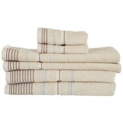 6-pc. Rimini Towel Set